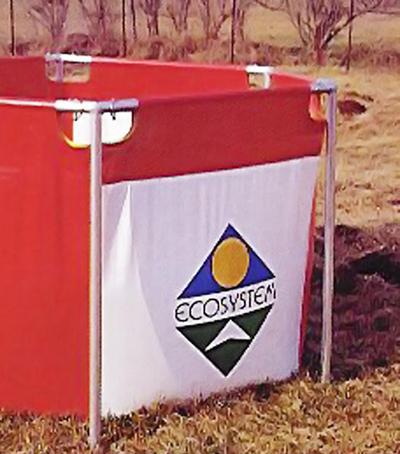vasche mobili e componibili - Ecosystem